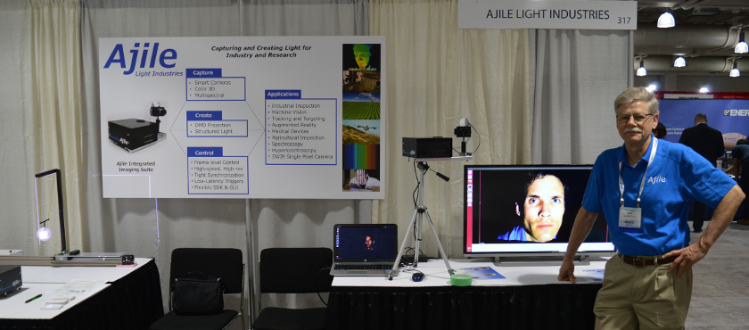 Ajile at AIA The Vision Show, May 3-5 (Boston, USA) – Come and see us at booth 1033!
