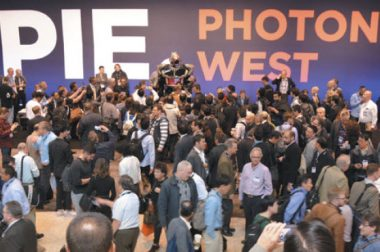 Single-Pixel Camera Research at Photonics West 2017