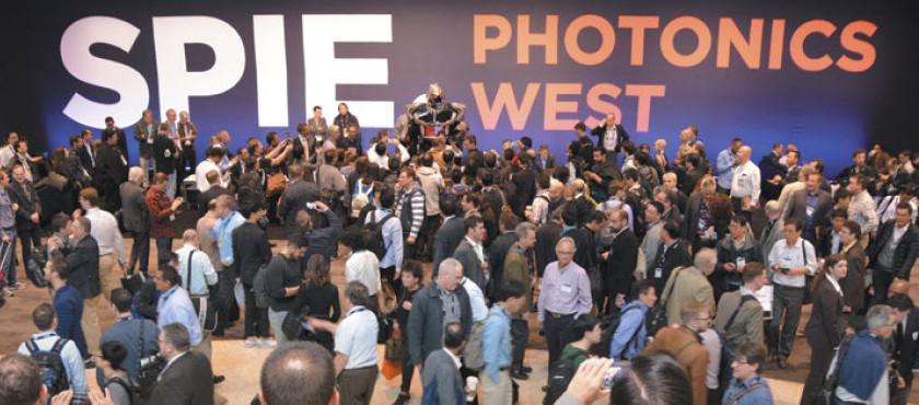Single-Pixel Camera Research at Photonics West 2017
