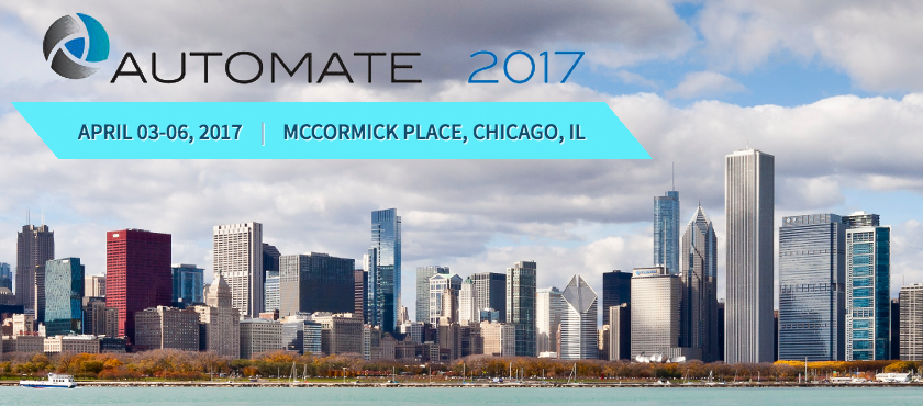 Machine Vision and 3D Imaging at Automate 2017