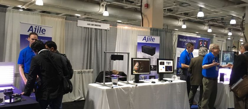 Ajile at AIA The Vision Show 2018