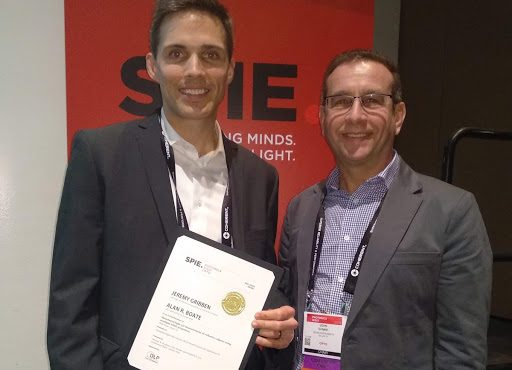 Ajile Awarded Best Paper at SPIE Photonics West