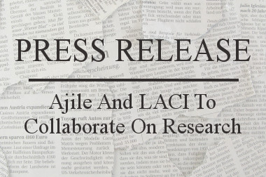 Press Release – Ajile and LACI To Collaborate On Research